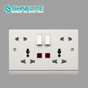 La norme britannique 10A 2 Piste 1 façon Commutateur électrique