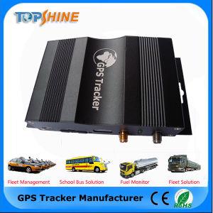 A monitorização do consumo de combustível 3G 4G potente Rastreador GPS para caminhão tanque de óleo
