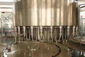 يشبع آليّة معدنيّة سائل ماء محبوب زجاجة غسل يملأ غطّى [بوتّل مشن]