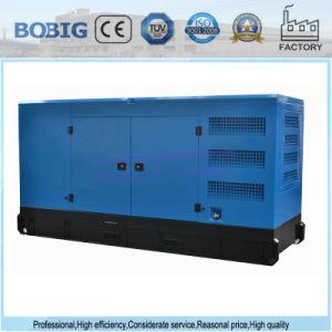 Generatore a basso rumore del motore diesel di iso 110kw 138kVA Lovol del Ce del rifornimento da Generador Factory
