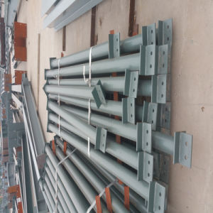 La luz de la estructura de bastidor de acero prefabricados