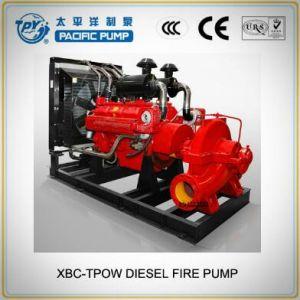 Motor Diesel Tpow Bomba de fuego
