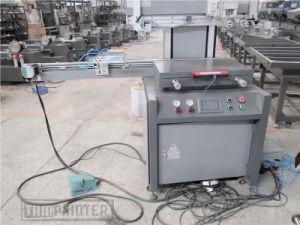 Singola stampatrice verticale dello schermo del servomotore