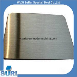 316 hl dello strato di superficie dell'acciaio inossidabile con il bordo del laminatoio laminato a freddo