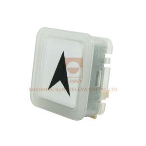 Цвет по заказу кнопка подъема для подъема переднего пассажира (SN-PB126)