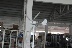 M3 gerador solar híbrido das energias eólicas do estilo 400W mini