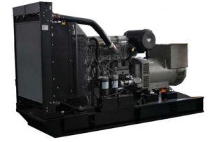 Heavy Duty générateur de 800kVA avec moteur Cummins