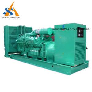 De diesel Reeks van de Generator 1500kVA 1200kw met de Motor van Cummins