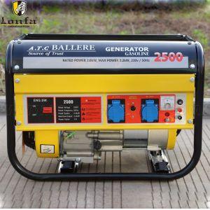 A. T C Ballere 2500 Бензин генератор для питания Giunee
