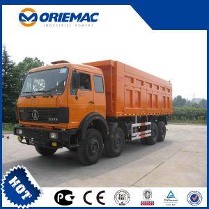 Beiben 8*4 40 toneladas Rodas Caminhão Basculante