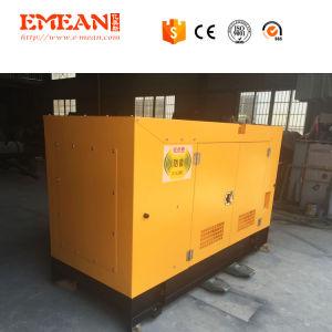 Guter 40kVA 50kVA 60kVA schalldichter elektrischer Dieselgenerator
