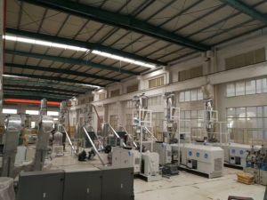 Os grânulos de CPVC PVC maleável máquinas de pelotização com capacidade superior