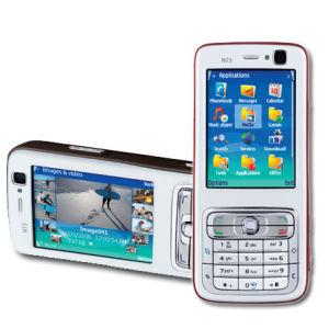 Mobil/Aptitude-Telefon (N73)