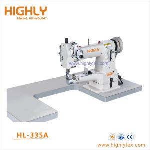 Hl-335В унисон подающий цилиндр кровать для швейных машин из натуральной кожи для тяжелого режима работы