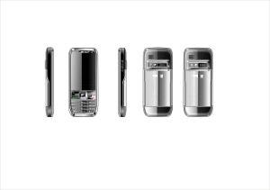 Fernsehapparat-Handy (MiniE71)