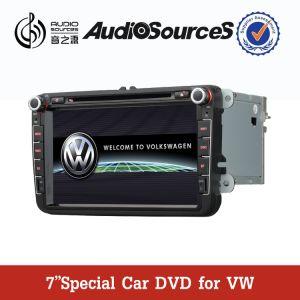 8  Vw와 Skoda (ANS810)에서 HD LED 스크린 차 DVD 플레이어