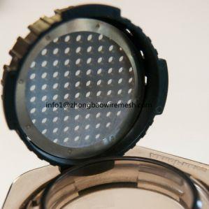PRO Aeropress reutilizáveis de filtros para máquina de café com malha fina de aço inoxidável