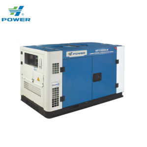 Звуконепроницаемые небольшой мощности генератора портативных мобильных генераторной установки автоматической дизельного двигателя типа бензина Gense для дома генератор для резервного копирования