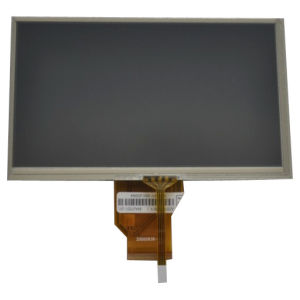 7 polegadas LCD DVD carro 800x480 TFT LCD