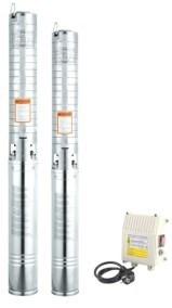 Bohrloch-Wasser-Pumpe der Reihen-4SP8 versenkbare