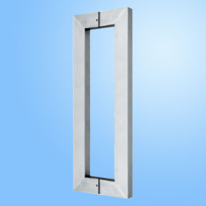 Cerradura de puerta de vidrio/Bloqueo tirador