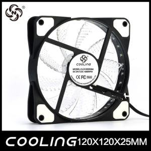 12025 25mm 12V de Ventilator van PC 120mm