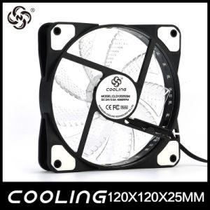 12025 ventilatore del PC 12V 120mm di 25mm