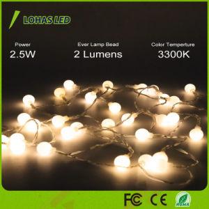 USB/Battery Kasten/Solarder kugel-LED Weihnachtslicht Zeichenkette-des Licht-5m 9m