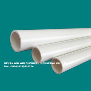 Processo de etileno de cloreto de polivinil de plástico de PVC matérias-primas resina