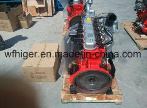 La tecnología Isuzu Motor Diesel para marinos/generador/bomba de incendio/bomba de agua