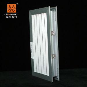 Heißes Verkaufs-Vierecks-Tür-Gitter für Luft-Übertragung