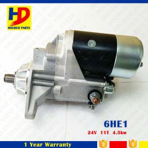 4.5kw 6he1 Engine Motor voor Isuzu Kit