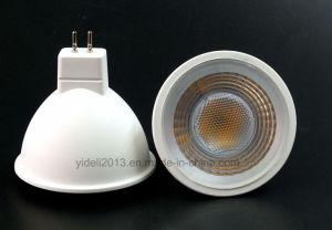 Riflettore poco costoso di prezzi 5W GU10/MR16/Gu5.3 LED