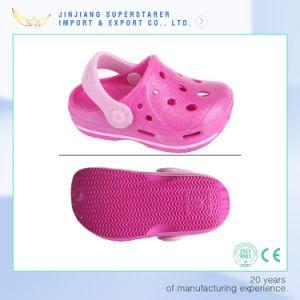 EVA durables Kids de sabots Sandales avec beaucoup de couleurs pour le choix