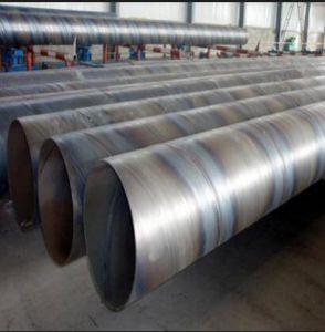 Gewundenes Stahlrohr API-X80