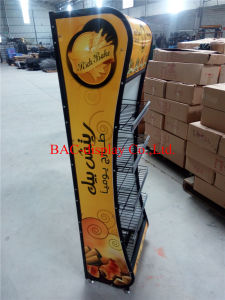 중국제 금속 빵 진열대 또는 빵집 전시 선반