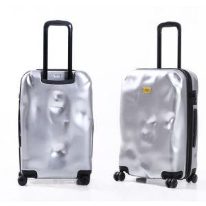 2017 nueva llegada de la moda PC maletas Trolley ABS