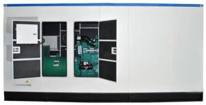 Generatore elettronico insonorizzato del diesel di 250kw Cummins