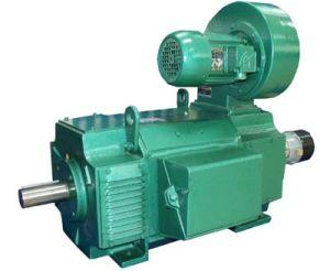 Baja velocidad del motor de tracción del vehículo eléctrico Micro DC Motor de engranajes del motor de inducción