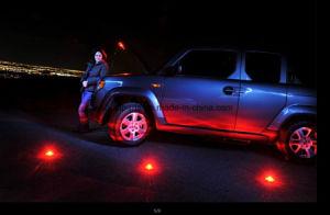 LEDのトラフィックの交通安全の順次の警告のバリケードライト