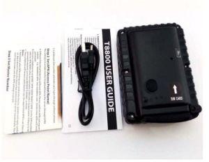 GPS Tracker для автомобильной сигнализации GSM датчика вибрации магнит бесплатно установить T8800se