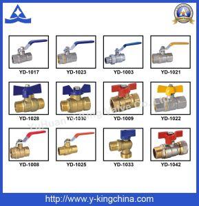 La compresión de latón Compressite codo de tubo (YD-6058)