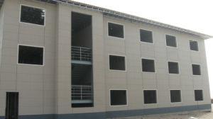 8mm Fibre ciment Conseil pour la lumière de la structure en acier