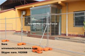 Comme l'Hot-Dipped 4687 Site de construction temporaire de sécurité galvanisé Clôture (XMS1)