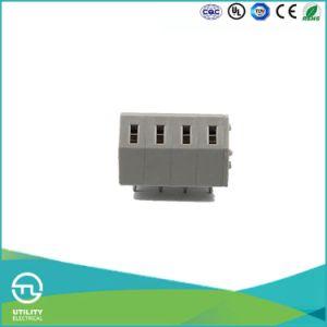 Apretar el tornillo de presión de contacto alta Mu1.5cg/Ad5.0 Finger-Proof bloques terminales Anti-Drop