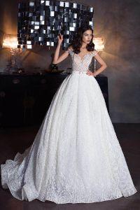 De forma personalizada Senhoras Girl Fashion Lace punhos reforçados Suite Beca Prom noite noite vestido de noiva CZ5506