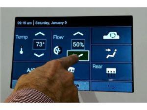 전기 용량 접촉 스크린 차 선수 접촉 통제