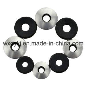 En acier inoxydable 304 316 collé la rondelle d'étanchéité EPDM