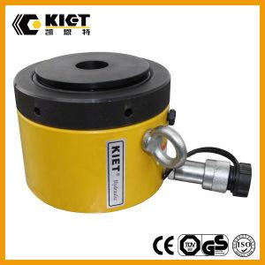 Cilindro idraulico del controdado a semplice effetto da 100 tonnellate