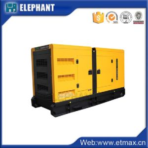 중국 공급자 Lovol 88kw 110kVA 발전기 세트 디젤